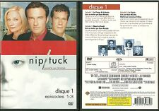 DVD - NIP TUCK : SERIE TV / SAISON 1 - EPISODES 1 à 3