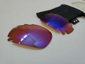NEW Original Oakley Jawbone Racing Jacket Replacement Vented Lens  MINT!!!