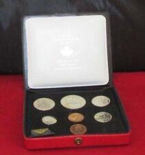 1973 Canada Commemorative 7 Coin Set - Royal Canadian Mint