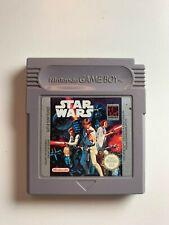 Nintendo Gameboy Star Wars EUR