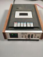 Vintage ELIZABETHAN Stereo Cassette Deck CLZ-1