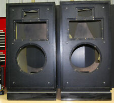 Klipsch Quartet Project Box With Grilles and No Badges One Pair