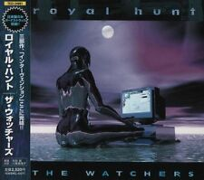 ROYAL HUNT The Watchers RARE JAPAN CD OBI TECI-24091 Andre Andersen