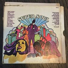 Super Soul UNPLAYED REEL TO REEL Wilson Pickett Solomon Burke Otis Redding