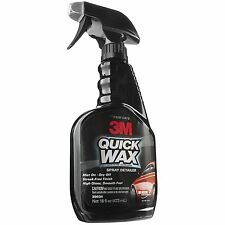 3M 39034 Quick Wax Spray Detailer-16 oz