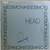 """Monkees - Head. 1969 Aussie First Pressing Autographed By Davy Jones 12"""" LP."""