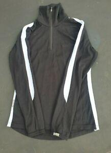 Womens Icebreaker Bodyfit 260 1/4 Zip Pull. Size S. Good Condition. Merino Wool