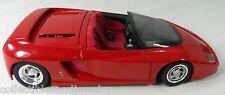 1989 Pininfarina Mythos Ferrari 1:18 Red Diecast Metal Sports Car Revell