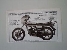 advertising Pubblicità 1983 MOTO ZUNDAPP KS 125 WK