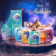 Scentsy Disney Aladdin Limited Edition Wax Collection
