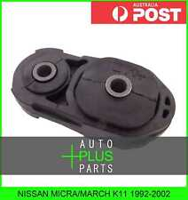 Fits NISSAN MICRA/MARCH K11 1992-2002 - Front Engine Mount Rubber Manual