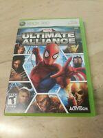 Marvel Ultimate Alliance Microsoft Xbox 360 Activision