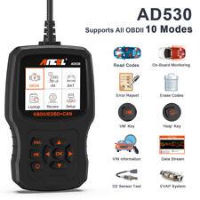 Ancel  AD530 OBD2 Scanner Engine Code Reader + Battery Test Diagnostic Scan Tool