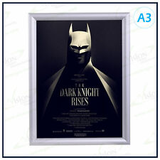 SNAP FRAME A1 A2 A3 A4 PREMIUM Aluminum Snap Poster Click Picture Sign Holder