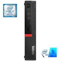 Lenovo ThinkCentre M920x, intel i7 8700, 16GB RAM, 512GB SSD, 4yr Warranty