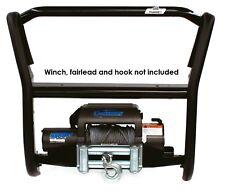 Go Rhino 23369B Black Bumper Grille Guard w/ Winch Plate 08-10 Ford F250 F350