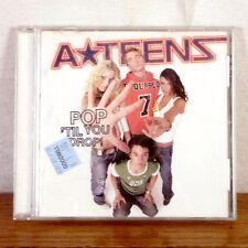 A Teens Pop Til You Drop CD Album 2002 Stockholm Records