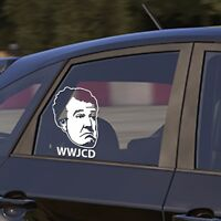 WWJCD - Jeremy Clarkson - BBC TV show Top Gear with Richard Hammond