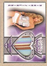 Nikki Ziering 126 2016 Bench Warmer Eclectic II Swatch - Three Brown Stripes