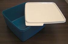 Tupperware froid coin frais maître boîte 2,5 L petrol turquoise/blanc nouveau OVP