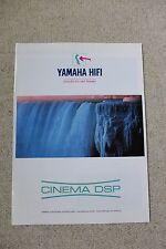 Yamaha Cinema DSP Prospekt