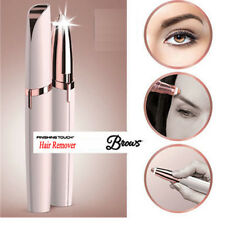 Facial Hair Remover Eyebrow Shaving Trimmer Lipstick Touch Painless Epilator US