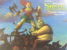 THE ART OF SHREK FOREVER AFTER BY JERRY SCHMITZ  *FIRST ED*SIGNED*