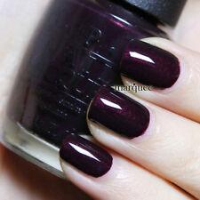 OPI Nail Polish (I43-Black Cherry Chutney) **NEW India Collection HOT ITEM