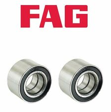 Set of 2 Front Wheel Bearing Fits Civic VW Cabriolet Jetta Rabbit Convertible