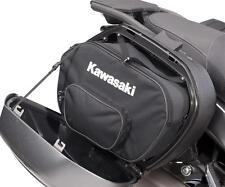 Kawasaki 100LUU0001A / 1400GTR 2016 Set borse interne con logo Kawasaki