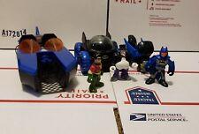 Fisher Price Imaginext DC Super Friends Batman Vehicles Figures