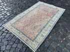 Bohemian rug, Area rug, Turkish rug, Vintage rug, Handmade rug   3,8 x 5,9 ft