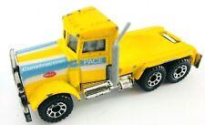 Vintage Matchbox Pace Peterbilt Construction Dump Truck Matchbox Toys LTD