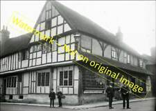 """Midhurst, West Sussex - Spread Eagle Pub, early 1900s. 7"""" x 5"""" Photograph"""