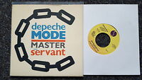Depeche Mode - Master and servant US 7'' Single MIT COVER - DIFFERENT MIX
