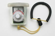 Sekonic light meter Auto-Lumi 86 in waterproof Nikonos case For land& underwater