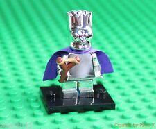 Lego Silver Chrome Simpsons Minifigure series 2 Bart as Batman NEW!!!!