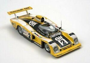 Alpine Renault A442 Le Mans 1/24 New & Box Diecast model Car vehicle miniature .