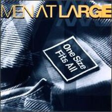 Men at Large - One Size Fits All [New CD] Manufactured On Demand