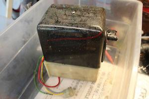 Bennett V351 hydraulic trim tab pump works and looks great