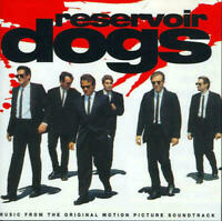 Reservoir Dogs - Music From The Original Motion Picture Soundtrack (CD, 1992)
