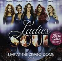 Live at the Ziggodome 2017 - Ladies of Soul | 2 CD | Neu - New