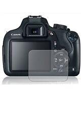 3 Membrana Pantalla Lcd Accesorio Para Canon Eos 1200d / Rebel T5