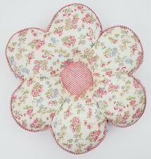 Stuhlkissen Sitzkissen Blütenform Blüte Baumwolle Garten  / 1831021270