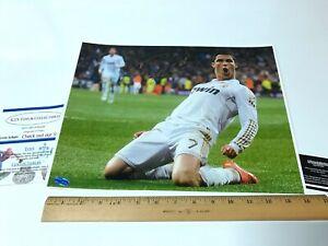 Cristiano Ronaldo HAND Signed Autographed 11x14 Photo With COA