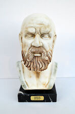 Socrates Ancient Greek philosopher Great sculpture statue bust artifact