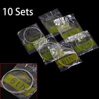 10 Packs 150 150XL / .009in Electric Guitar Strings Set O9N9