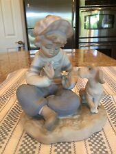 Lladro 5450 I Hope She Does - Mint Condition Matte Finish