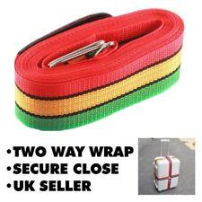 VALIGIA Cintura Secure Lock - 2 VIE Wrap-Vacanza Borsa Da Viaggio UK Venditore 3