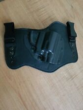Galco KT158B Gun Holster Black S&W Revolver Conceal